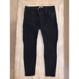 GAP - Black Curvy True Skinny Jeans 31R